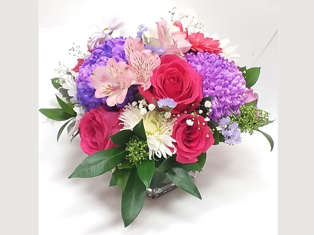 French Duet Flower Bouquet